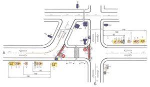 фото схемы организации дорожного движения